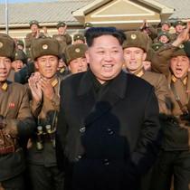"""Kim Jong Un động viên Bashar al-Assad, lên án """"hành động xâm lược"""" của Mỹ tại Syria"""