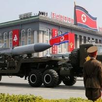 Triều Tiên phóng tên lửa đạn đạo, nhưng đã phát nổ sau vài giây