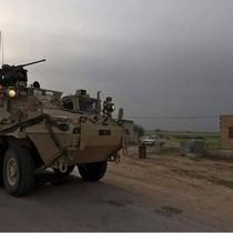 Báo Nga tố Mỹ triển khai quân và xe bọc thép trên biên giới Thổ Nhĩ Kỳ - Syria