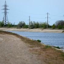 Ukraine xây đập mới để chặn nguồn cung cấp nước cho Crimea