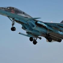 Nga tuyên bố dừng sử dụng chiến đấu cơ tấn công ở Syria