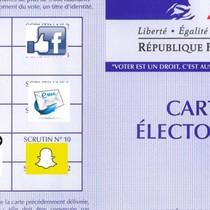 Công nghệ thông tin, mạng xã hội lên ngôi trong cuộc đua bầu cử Pháp