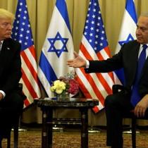 Công du Israel, Tổng thống Mỹ công kích Iran hiếu chiến