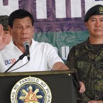 Tổng thống Philippines tuyên bố sẽ mua vũ khí của Nga, Trung Quốc để tiêu diệt phiến quân
