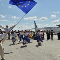 Dân Ukraine chính thức được miễn visa nhập cảnh Châu Âu