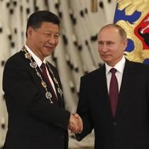 Nga - Trung hợp lực đối đầu với Hoa Kỳ