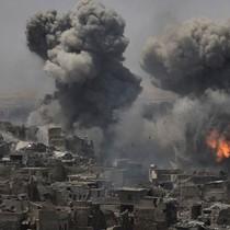"""Ông Trump: """"Ngày tàn của IS đã điểm"""" với chiến thắng ở Mosul"""
