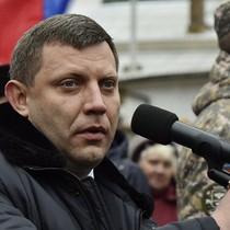 """Lãnh đạo phe ly khai ở Donetsk tuyên bố lập """"nhà nước mới Malorossiya"""""""