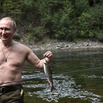 """""""Cuộc chiến hình ảnh"""" bùng nổ giữa ông Putin và ông Poroshenko"""