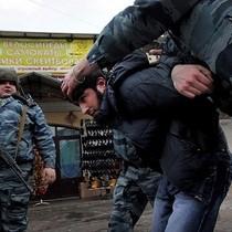 Nga bắt sĩ quan tình báo Ukraine ở Crimea
