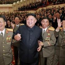 Triều Tiên: Kim Jong Un mở tiệc mừng vụ thử hạt nhân