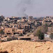 Quân đội Nga và Syria sắp đập tan IS