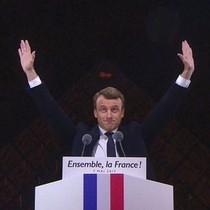 Ông Emmanuel Macron đắc cử, trở thành Tổng thống Pháp trẻ nhất lịch sử