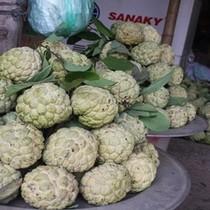 Trung Quốc thu mua hạt na ở Lạng Sơn