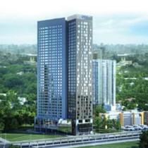 FLC Complex Phạm Hùng: Tòa nhà có sân đỗ trực thăng khai trương nhà mẫu