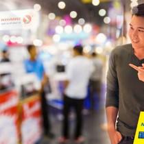 Trả góp với lãi suất 0% cùng thẻ Nam A Bank tại Phan Khang