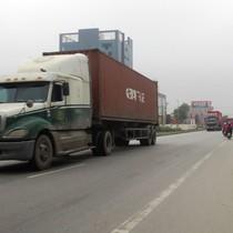 Hải Dương: Phí cao, xe tải né trạm, tỉnh lộ kêu cứu