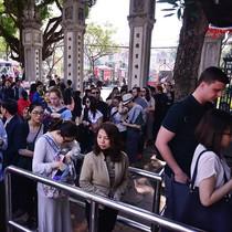 Chỉ 6% khách quốc tế quay lại Việt Nam