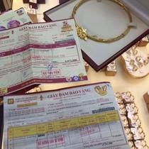 Bảo Tín Minh Châu thừa nhận bán sai trọng lượng kiềng vàng