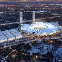 """TP.HCM sắp xây trung tâm hội nghị hình """"cánh hoa sen"""" tại khu đô thị Thủ Thiêm"""
