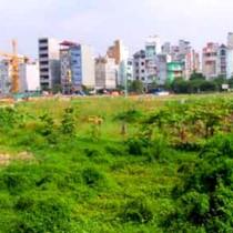 Hà Nội thu hơn 2.400 tỷ đồng từ đấu giá quyền sử dụng đất