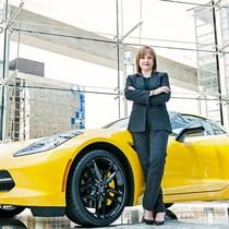 """12 """"nữ chiến binh"""" của General Motors"""