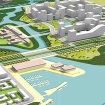 TP.HCM điều chỉnh quy hoạch khu khách sạn nghỉ dưỡng trong khu đô thị mới Thủ Thiêm