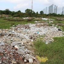 Mai Linh rút khỏi Thủ Thiêm, dự án trên đất vàng thủ đô vẫn hoang sơ