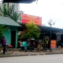 Hà Nội: Bãi đỗ xe, hàng quán vây sông, hồ