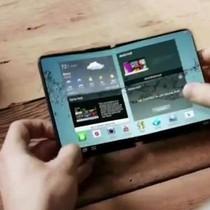 Samsung sẽ có smartphone màn hình gập được vào đầu năm 2017