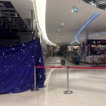Hàng loạt khách bỏ chạy khi siêu thị AEON MALL Long Biên báo cháy