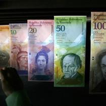 Venezuela thay giấy bạc mệnh giá lớn nhất bằng tiền xu