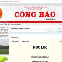 Gần 4.000 website tên miền .gov.vn được Cục An toàn thông tin hỗ trợ giám sát