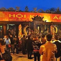 Đền Trần Nam Định sẽ phát ấn từ 5h sáng