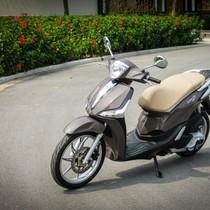 Piaggio Việt Nam triệu hồi Liberty ABS 125