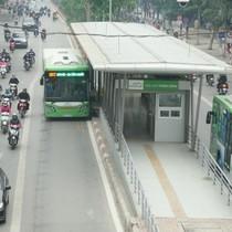 Hà Nội kéo dài thời gian miễn phí xe buýt BRT qua Tết Nguyên đán