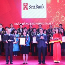 """SeABank lọt """"Top 500 doanh nghiệp lớn Việt Nam - VNR500"""""""