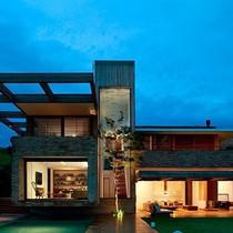 Ngôi nhà đẹp mê hồn giữa chốn đồng quê yên bình