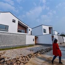 """Khu nhà tái định cư gây """"sốt"""" vì đẹp như biệt thự"""