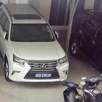 Một doanh nghiệp tặng tỉnh Cà Mau 2 xe Lexus trị giá hơn 6 tỷ