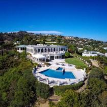 Siêu biệt thự 65 triệu USD bên sườn đồi Beverly Hills