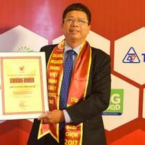 Nông Dược HAI tiếp tục được bình chọn danh hiệu Hàng Việt Nam chất lượng cao 2017