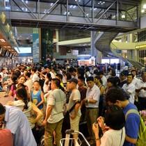 Sân bay Tân Sơn Nhất bị tin tặc tấn công trong đêm