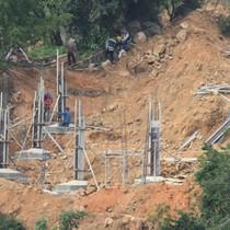 Đình chỉ thi công dự án du lịch trên bán đảo Sơn Trà