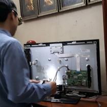 Hà Nội: Ti vi, điều hòa đột ngột cháy cả loạt chưa rõ nguyên nhân