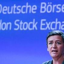 """EU hủy thương vụ sáp nhập hai sàn chứng khoán """"khủng"""""""