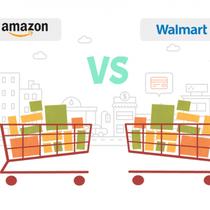 """Amazon và Walmart """"đại chiến"""" đẩy một loạt nhãn hàng ở Mỹ vào cảnh khốn đốn"""