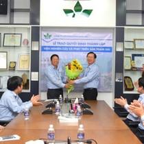 Nông Dược HAI thành lập Viện Nghiên cứu và phát triển sản phẩm