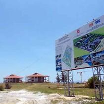 """Quảng Nam: """"Lỗ hổng"""" trong quản lý đất dự án"""