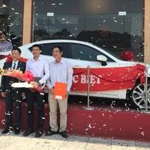 Khách hàng may mắn trúng thưởng lớn – Xe hơi Mazda 3 2.0 khi mua nhà ở liền kề dự án Mon Bay